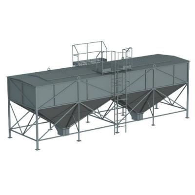 Склад палива для пелет СТ-40