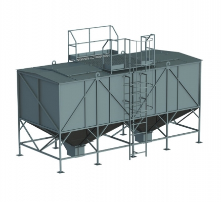 Склад топлива для пеллет СТ-30